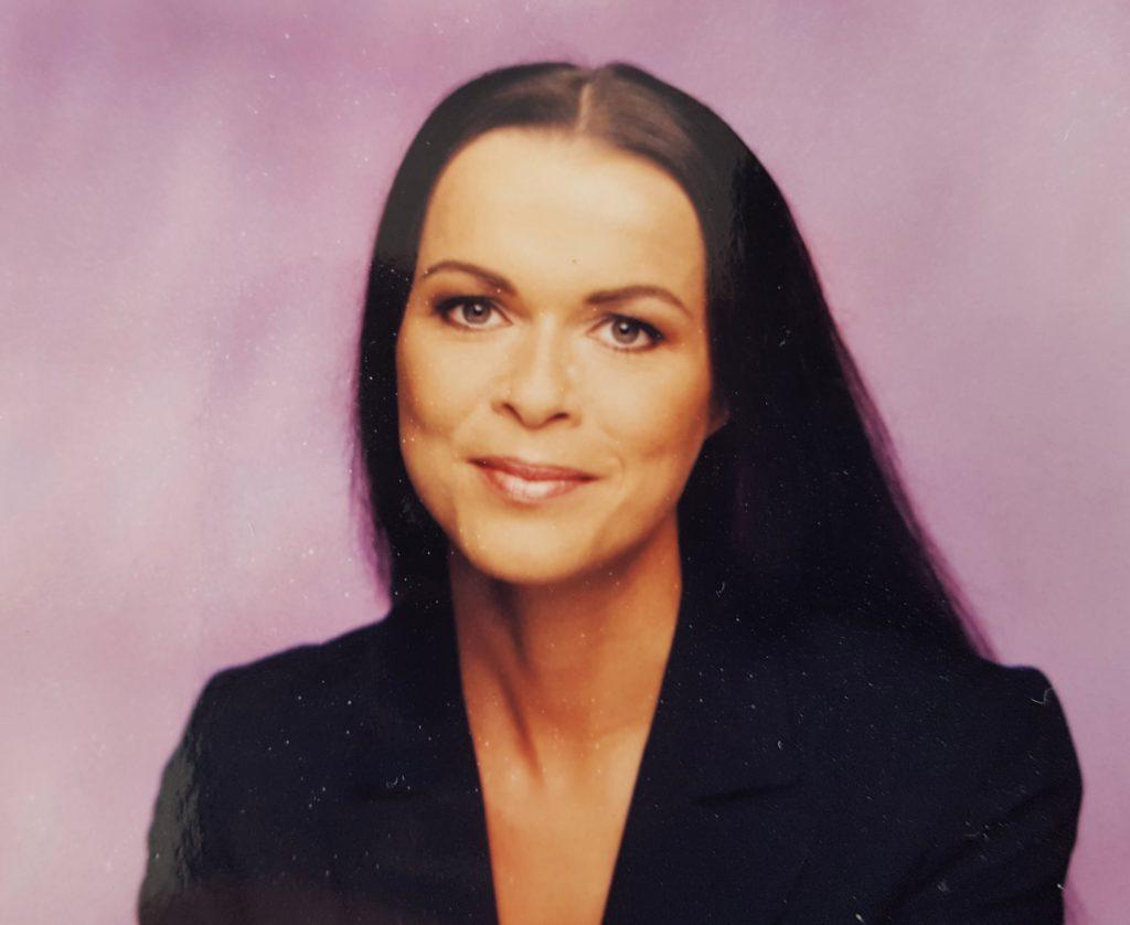 Gaby van Nimwegen presentatrice Lijn 4 RTL