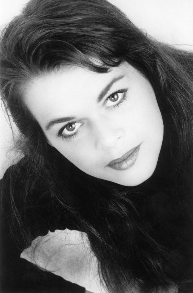 Gaby van Nimwegen model presentrice