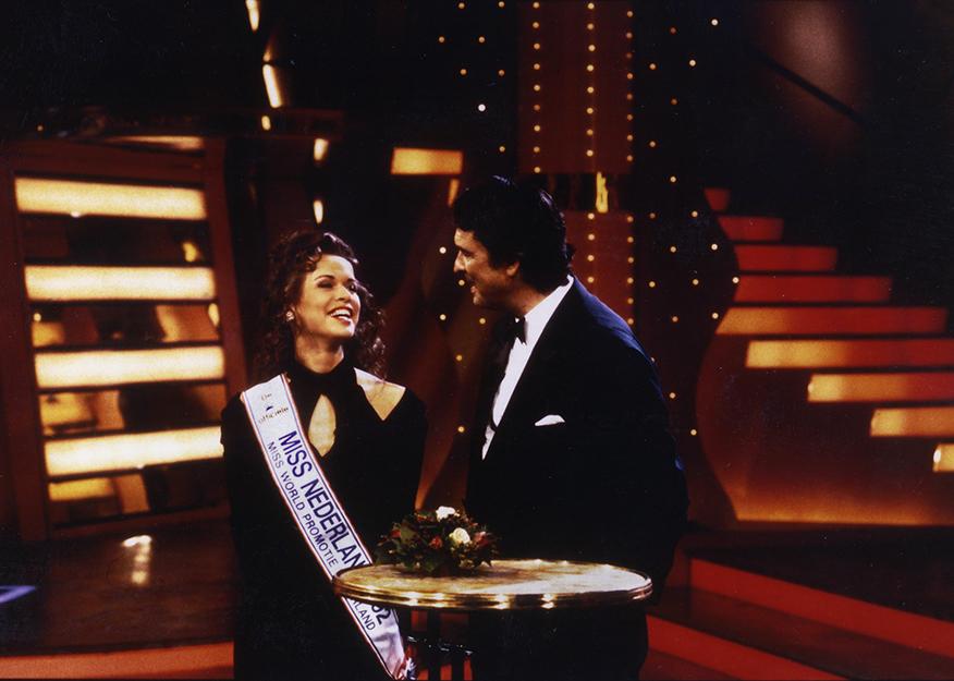 Gaby van Nimwegen Miss Nederland